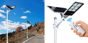 Why is it that today's solar street light all choose lithium batteries instead of lead batteries